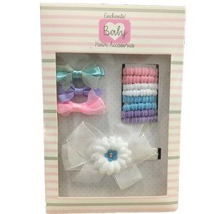 Enchante' Baby 12pc Hair Accessories